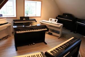 Abteilung: E-Pianos